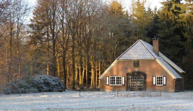 Achterhoek Vakantieboerderij Zelle In De Winter