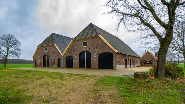 Landgoed Keppel Groepsaccommodatie 14personen Privacy Gelderland Oude IJssel55