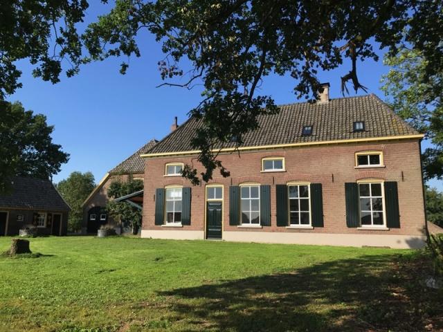 Landgoed Keppel Vakantie Boerderij Achterhoek Liemers Groepsaccomodatie 8450