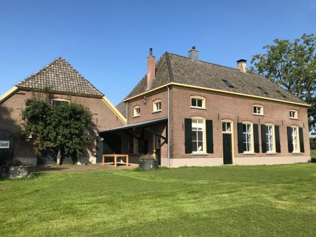 Landgoed Keppel Vakantie Boerderij Achterhoek Liemers Groepsaccomodatie 8455