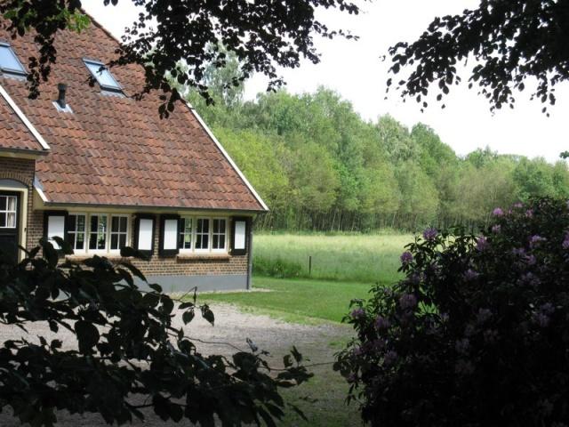 Landgoed Zelle Achterhoek 8persoons Vakantiehuis Atilla Doorkijkje