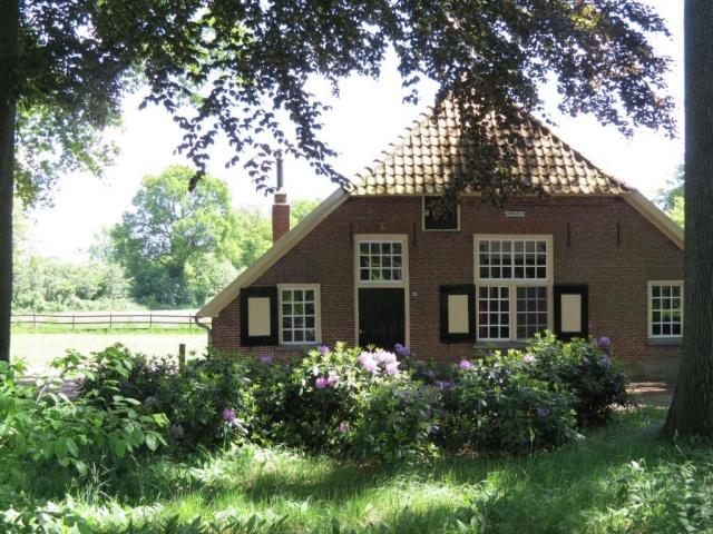 Vakantieboerderij Zonnevled Achterhoek Landgoed Zelle