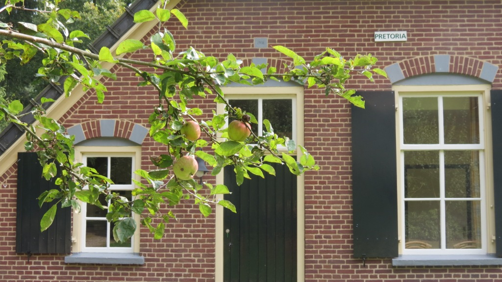 Appels voor Pretoria