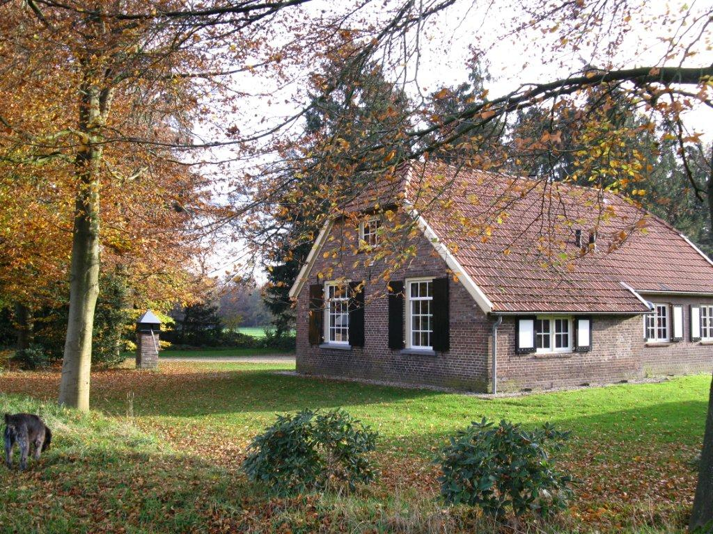 Vakantieboerderij Denneveld van landgoed Zelle in de Achterhoek
